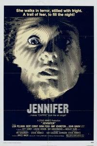 Jennifer (The Snake Goddess) as Senator Tremayne