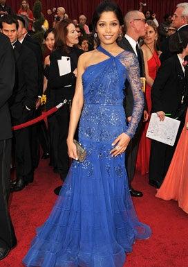 Freida Pinto - The 81st Annual Academy Awards, February 22, 2009