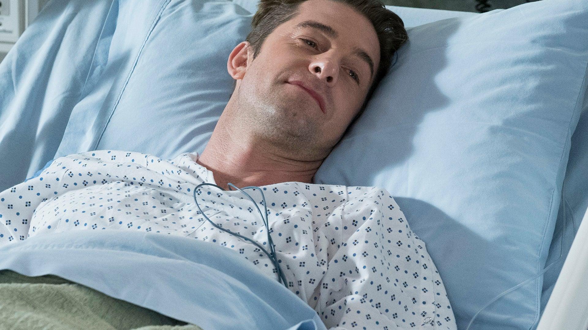 Scott Speedman, Grey's Anatomy