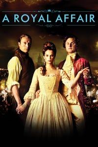 A Royal Affair as Johann Friedrich Struensee