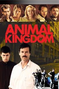 """Animal Kingdom as Janine """"Smurf"""" Cody"""