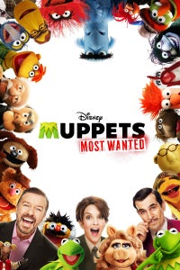 Muppets Most Wanted as German Cop