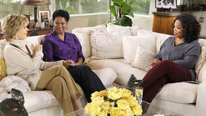 "Jane Fonda on Battle with Breast Cancer: ""I'm Not Afraid of Dying"""