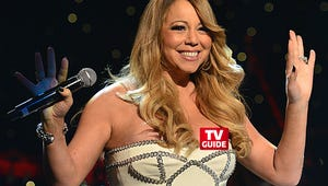 Mariah Carey Suffers Wardrobe Malfunction at So So Def Party