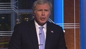 Will Ferrell's George W. Bush Impression Is Back to Take on Trump