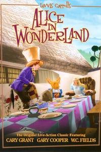 Alice in Wonderland as White Knight