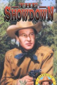The Showdown as Cap MacKellar