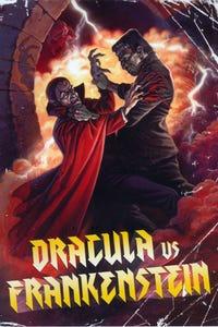 Dracula vs. Frankenstein as Groton