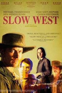 Slow West as John Ross