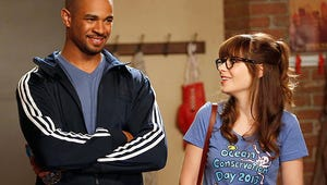 Exclusive New Girl Video: Will Coach's Return Cause Trouble for Nick and Jess?