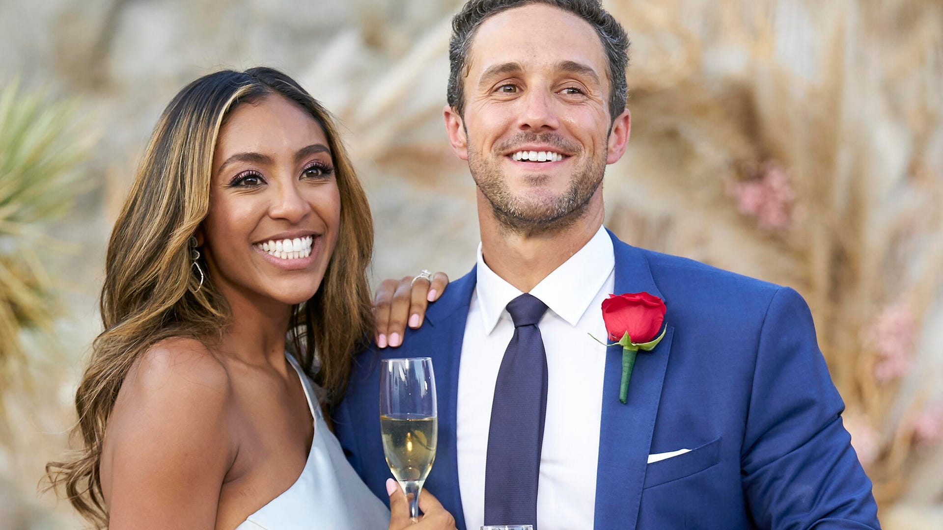 Tayshia Adams and Zac Clark, The Bachelorette
