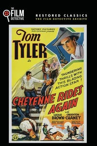Cheyenne Rides Again as Girard