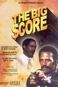 The Big Score as Gordon