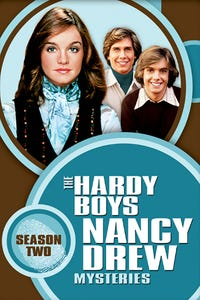 The Hardy Boys as Mrs. Blain