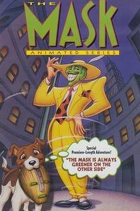 The Mask as Lt. Kellaway