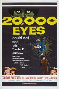 20,000 Eyes as Kurt Novak