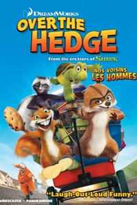 Over the Hedge as Dwayne