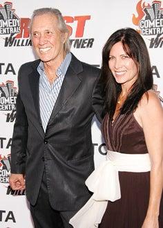 David Carradine and  Annie Carradine - Comedy Central's Roast of William Shatner, Aug. 2006