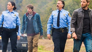 On the Set: Inside the New CBS Thriller Under the Dome