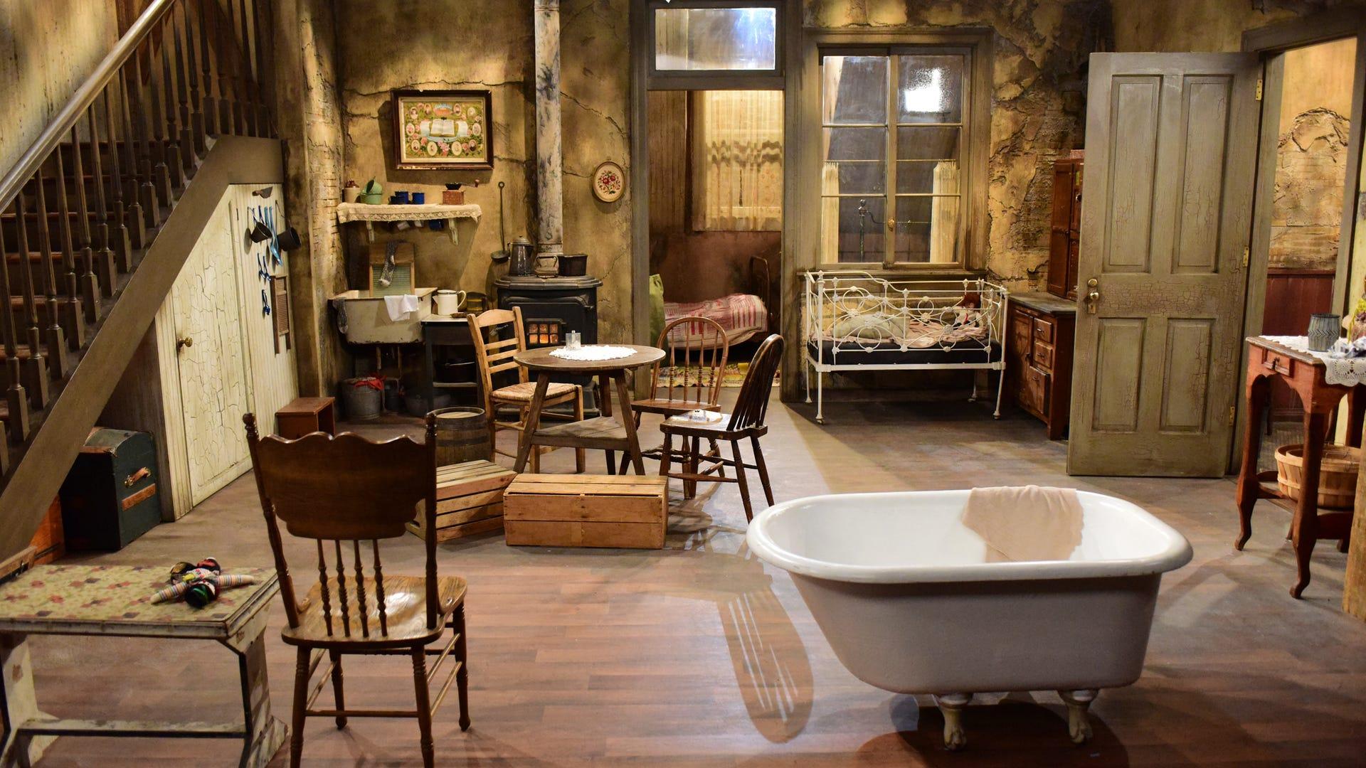 Will & Grace, Karolyn O'Malley room