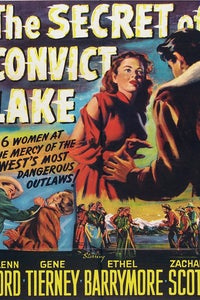 The Secret of Convict Lake as Barbara Purcell