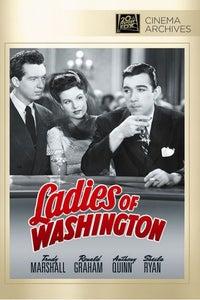 Ladies of Washington as Dr. Crane