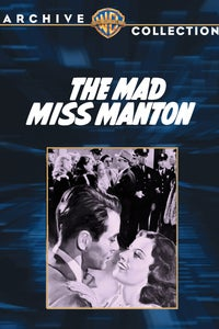 The Mad Miss Manton as Mister X