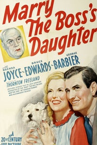 Marry the Boss's Daughter as Snavely