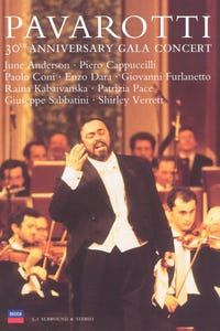 Pavarotti: 30th Anniversary Gala Concert