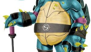 First Look: Corey Feldman as Spike on Teenage Mutant Ninja Turtles