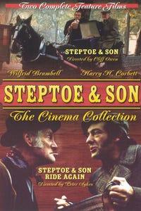 Steptoe and Son Ride Again as Lennie