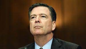 NBC, ABC and CBS Will Cover James Comey's Senate Testimony Live