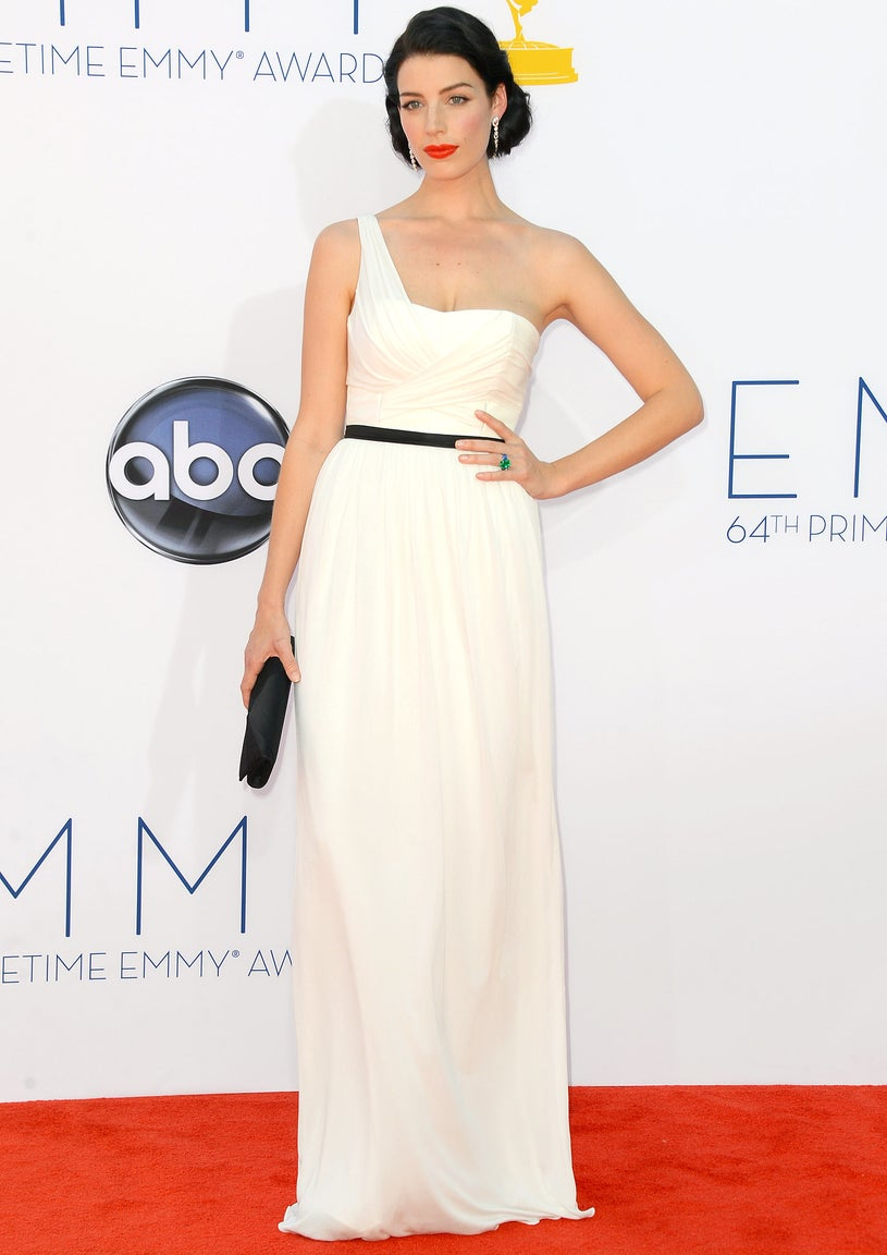 Jessica Pare - 64th Annual Primetime Emmy Awards in Los Angeles, September 23, 2012
