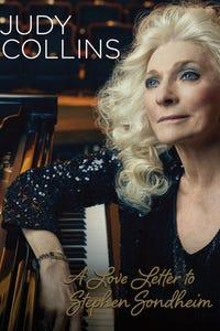 Judy Collins: A Love Letter to Stephen Sondheim
