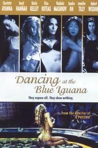Dancing at the Blue Iguana as Jasmine