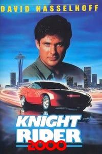 Knight Rider 2000 as KITT