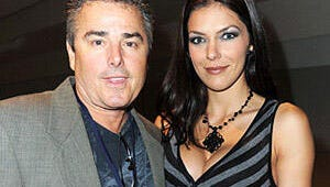 Adrianne Curry and Christopher Knight Separating