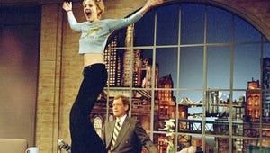 The Top 10 Most Memorable David Letterman Moments