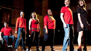 """Glee Revisits """"Don't Stop Believin'"""""""