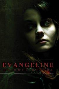 Evangeline as Mr. K
