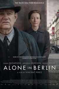 Alone in Berlin as Hans Quangel
