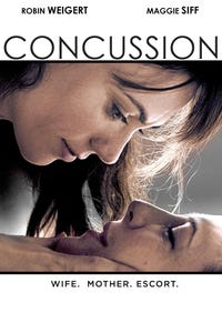 Concussion as Woman #3