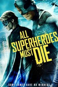All Superheroes Must Die as Cutthroat