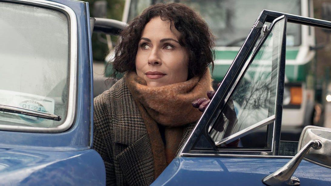 Minnie Driver, Modern Love