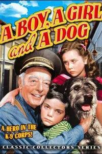 A Boy, a Girl and a Dog as Mrs. Hamilton