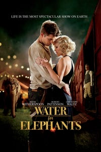 Water for Elephants as Marlena