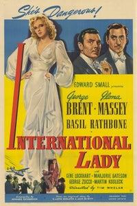 International Lady as Tim Hanley