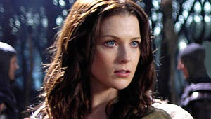 """Legend of the Seeker Star Wanted Her Character """"To Have Good Times"""""""