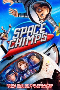 Space Chimps as Dr. Poole