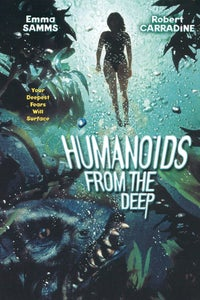 Humanoids from the Deep as Wade Parker